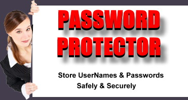 Password Protect Usernames and Passwords